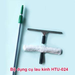 Bộ dụng cụ lau kính HTU-024