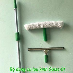 Bộ dụng cụ lau kính Galac-01