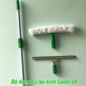 Bộ dụng cụ lau kính Galac-04
