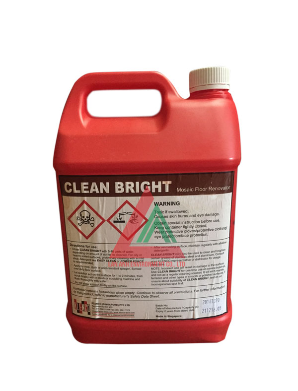 Hóa chất Clean Bright