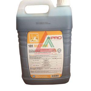 Hóa chất tẩy rửa và diệt khuẩn G101