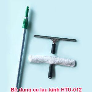 Bộ dụng cụ lau kính HTU-012