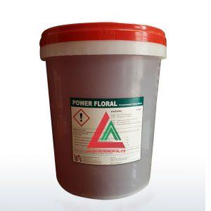 Nước lau nhà diệt khuẩn Power Floral thùng 20l